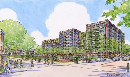 Georgia Avenue Rendering
