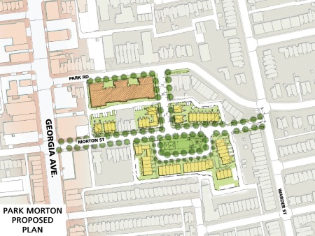 Park Morton Master Plan PM Site