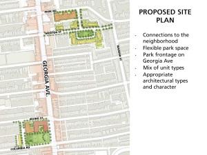 Park Morton Master Plan