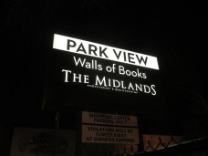 Park View sign