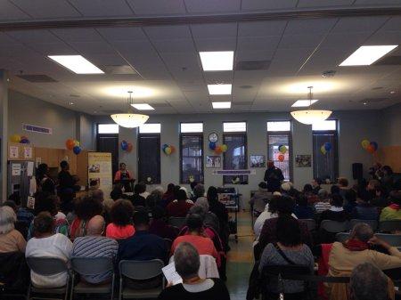 Senior Wellness Center anniversary