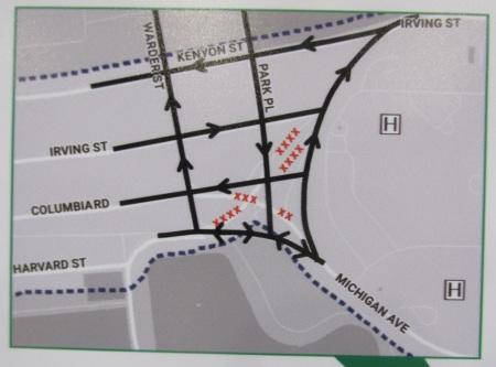 Kenyon Park Place option 3