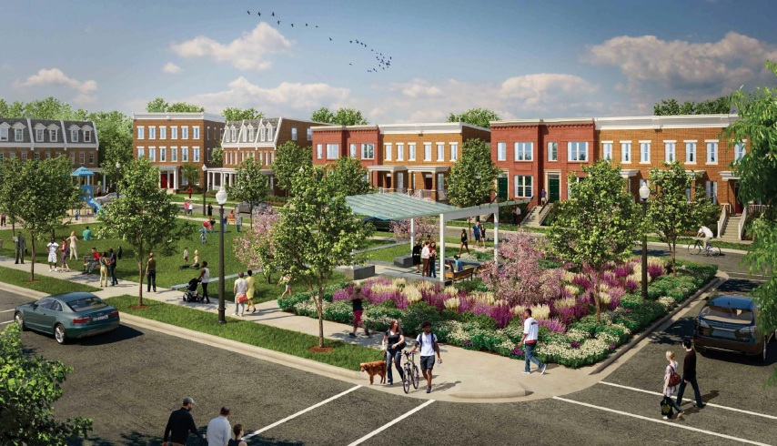 Updated Park Morton Plan Could Begin by End of 2020