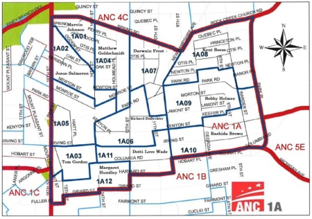 ANC special election map