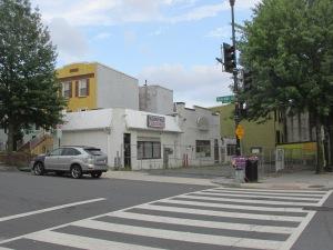 3619 Georgia Avenue, at the southeast corner of Princeton Place, NW.