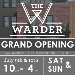 Warder grand opening