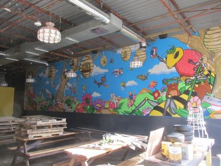 Midlands mural