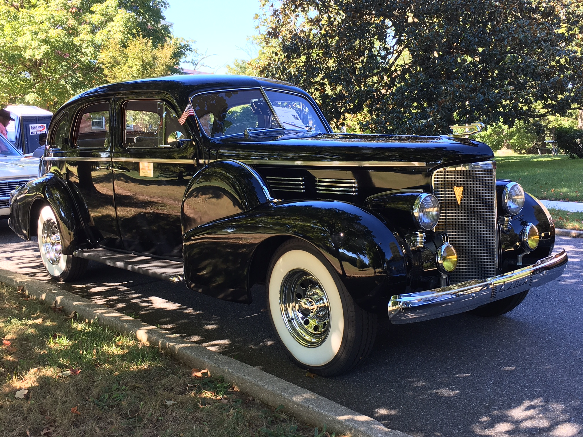 Vintage Autos at the Soldiers\' Home | Park View, D.C.