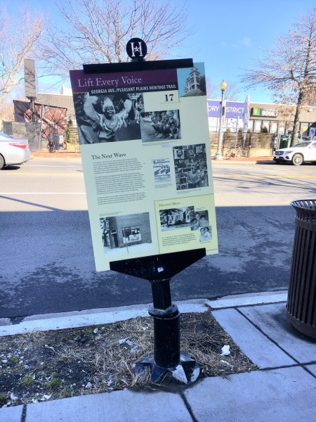 Damaged and Missing Heritage Trail Signs Continue to Dot Community